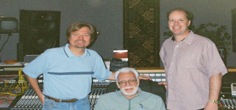 Steve Tveit - Bill Porter - Omni Sound